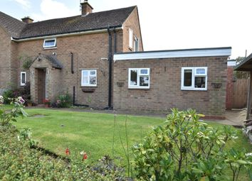 Thumbnail 2 bed semi-detached house for sale in Nightingale Lane, Cleeve Prior, Evesham