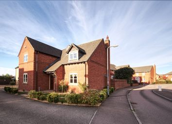 Thumbnail 4 bed detached house for sale in Desborough, Northamptonshire