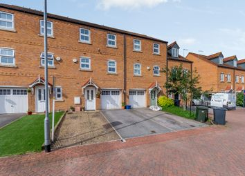 Thumbnail 4 bed terraced house for sale in Goldfinch Court, Wath Upon Dearne, Rotherham