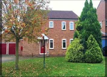 Thumbnail 4 bed detached house to rent in The Willows, Hessle, East Yorkshire