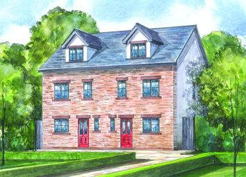 Thumbnail 4 bed semi-detached house for sale in The Eamont, St Cuthberts, Wigton, Cumbria