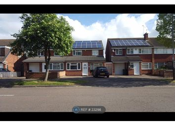 Thumbnail 3 bed semi-detached house to rent in Jacklin Drive, Leicester
