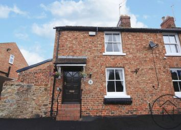 Thumbnail 3 bed end terrace house for sale in Teesway, Neasham, Darlington