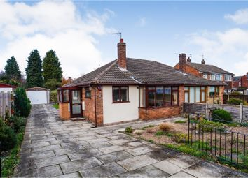 Thumbnail 2 bed semi-detached bungalow for sale in Thornhill Croft, Wakefield