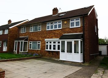 Thumbnail 4 bed semi-detached house for sale in Tollgate Road, Waltham Cross