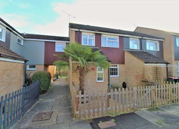 Thumbnail 4 bed end terrace house for sale in Talman Close, Ifield, Crawley, West Sussex.