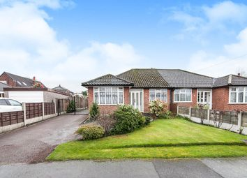Thumbnail 3 bed bungalow for sale in Thorneycroft Close, Timperley, Altrincham