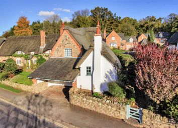 Thumbnail 4 bed cottage for sale in Main Street, Newtown Linford, Leicester
