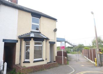 Thumbnail 3 bedroom end terrace house to rent in Waddesdon Road, Harwich