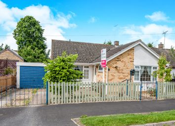Thumbnail 2 bedroom detached bungalow for sale in St Edmund Road, Weeting, Brandon