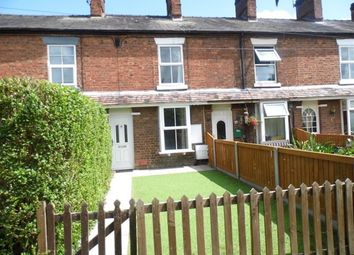 Thumbnail 2 bed terraced house to rent in Hawthorne Avenue, Nantwich