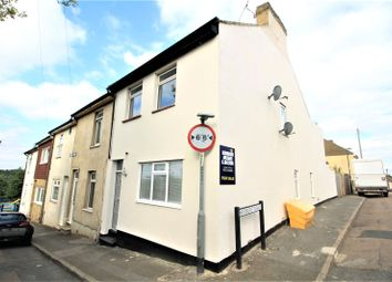 Thumbnail 3 bed end terrace house for sale in Chalkpit Hill, Chatham, Kent