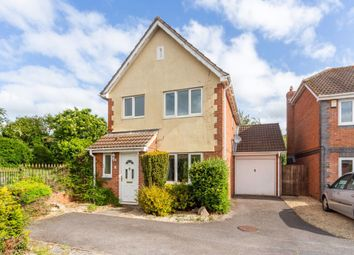 Thumbnail 3 bed detached house to rent in Holland Drive, Andover