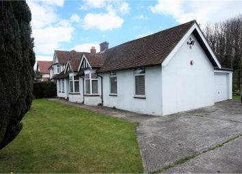 Thumbnail 3 bedroom detached bungalow for sale in Archers Court Road, Whitfield