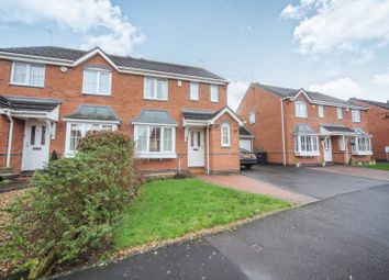 Thumbnail 3 bed semi-detached house to rent in Showell Green, Droitwich Spa, Worcestershire