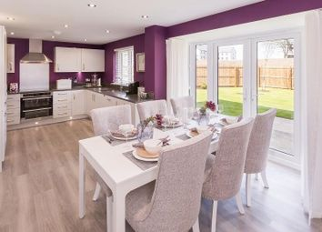 """Thumbnail 4 bedroom detached house for sale in """"Balmoral"""" at Victoria Street, Monifieth, Dundee"""