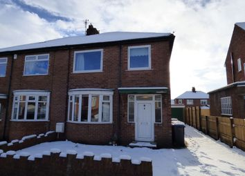 Thumbnail 3 bed semi-detached house for sale in Drybourne Park, Shildon