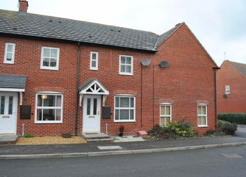 Thumbnail 2 bed terraced house to rent in Gambrell Avenue, Whitchurch, Shropshire