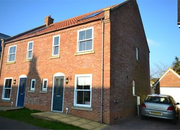 Thumbnail 2 bedroom semi-detached house to rent in Owen Cole Close, Great Massingham, King's Lynn