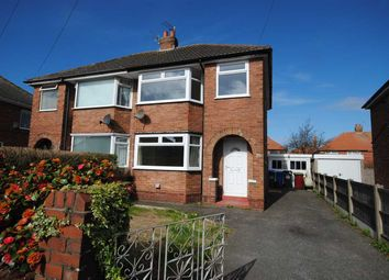 Thumbnail 3 bed property to rent in Birkdale Avenue, Bispham, Blackpool