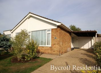 Thumbnail 3 bed detached bungalow for sale in Claymore Gardens, Ormesby, Great Yarmouth