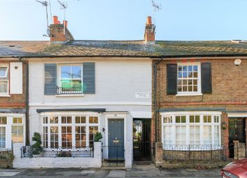 Thumbnail 3 bed terraced house for sale in Park Road, Esher