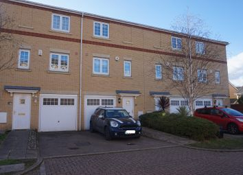 Thumbnail 3 bed town house for sale in Barkway Drive, Locksbottom, Orpington