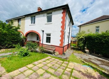 Thumbnail 3 bed semi-detached house for sale in Wyvil Road, Ilkley