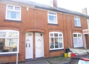 3 bed terraced house to rent in Crescent Road, Hugglescote, Coalville LE67