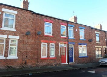 Thumbnail 3 bed terraced house to rent in Mildred Street, Darlington