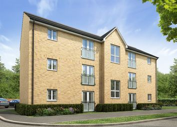 "Thumbnail 2 bedroom flat for sale in ""The Corby "" at Blue Boar Lane, Sprowston"