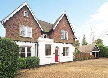 Thumbnail 5 bedroom property for sale in Branksomewood Road, Fleet