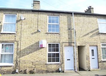 Thumbnail 2 bedroom terraced house for sale in Nelson Gardens, Wisbech