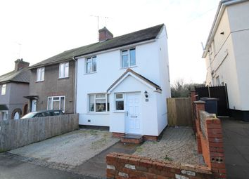 Thumbnail 3 bed semi-detached house for sale in Downing Crescent, Bedworth