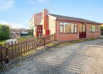Thumbnail 2 bed detached bungalow for sale in Llanymynech
