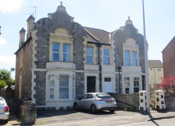 Thumbnail 2 bed flat for sale in 94 Milton Road, Weston Super Mare