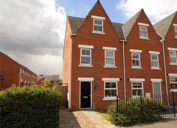 Thumbnail 3 bed town house for sale in Far Dales Road, Ilkeston