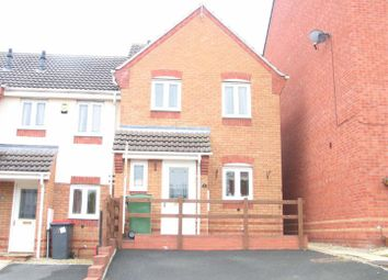 Thumbnail 3 bed property for sale in Cardinals Close, Donnington Wood, Telford