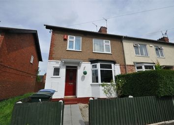 Thumbnail 3 bedroom end terrace house for sale in Kingsland Avenue, Chapelfields, Coventry, West Midlands