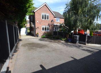 Thumbnail 2 bed semi-detached house to rent in Ashridge Avenue, Clayton, Newcastle-Under-Lyme
