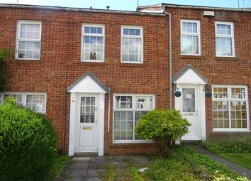 Thumbnail 2 bedroom town house to rent in Queens Park Court, London Road, Hinckley