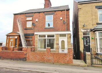Thumbnail 3 bed semi-detached house for sale in Barnsley Road, Wombwell, Barnsley