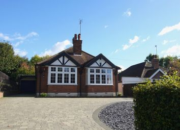 Thumbnail 4 bed detached bungalow for sale in Chevening Road, Sevenoaks, Sevenoaks