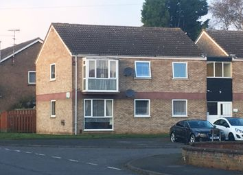 Thumbnail 2 bed flat for sale in Haley Close, Wisbech