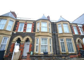 Thumbnail 5 bed terraced house for sale in Lochaber Street, Roath, Cardiff