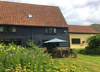 Thumbnail 5 bed barn conversion for sale in Coney Weston Road, Barningham, Bury St. Edmunds