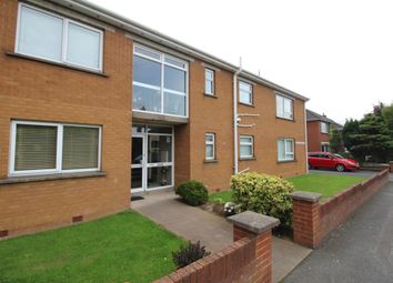 Thumbnail 2 bed flat for sale in Glenaan Court, Bangor