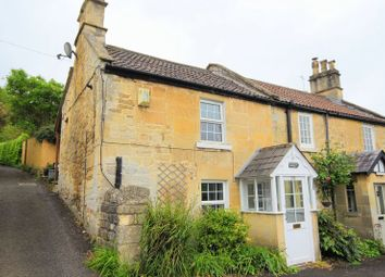 Thumbnail 2 bed end terrace house for sale in High Street, Bathford, Bath