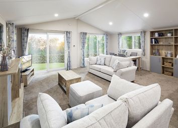 Thumbnail 2 bed lodge for sale in Higher Road, Lancashire