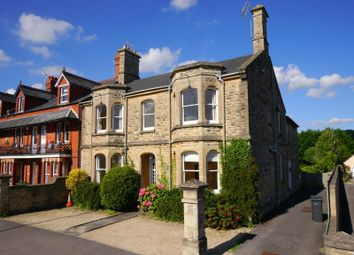 Thumbnail 5 bed detached house to rent in Victoria Road, Cirencester
